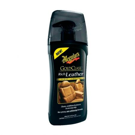 Gold Class Rich Leather Cleaner & Conditioner 400 ml