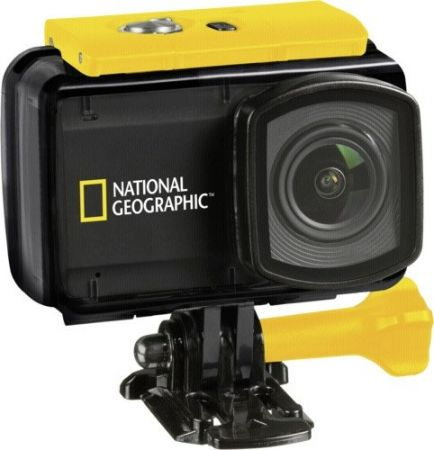 National Geographic 4K 30fps Action Camera Explorer 4