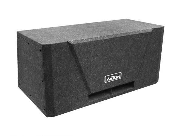 ATB216 - AXTON ATB216 Compact Bandpass-Subwoofer 2 x 16 cm