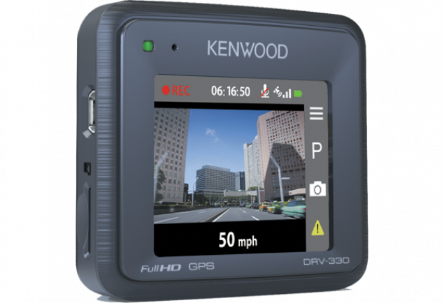 KENWOOD DRV-330 Dashcam