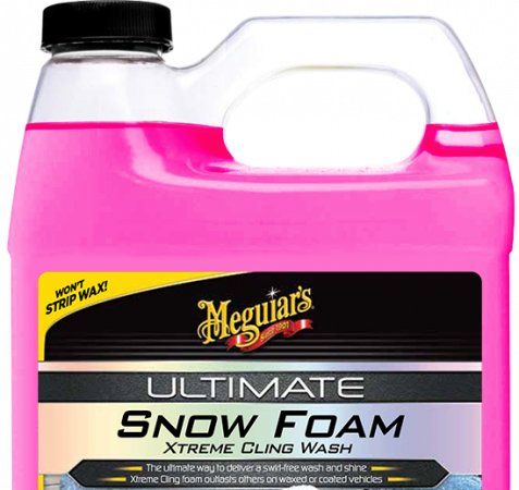 Ultimate Snow Foam Xtreme Cling