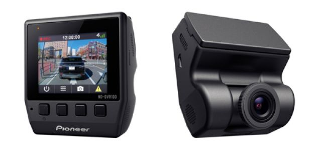 PIONEER ND-DVR100 Dashcam mit Drive Recorder