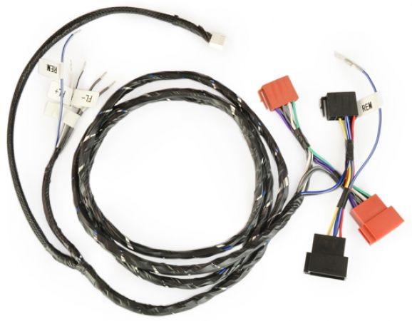 Axton N-ADUC-ISO2 - P&P 2-Channel Amp Wiring Kit on