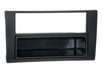 radioblende 2din schwarz. Black Bedroom Furniture Sets. Home Design Ideas
