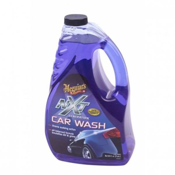 NXT Generation Car Wash Shampoo