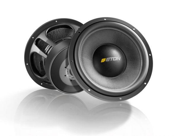 ETON Force F15R 38 cm Subwoofer Chassis